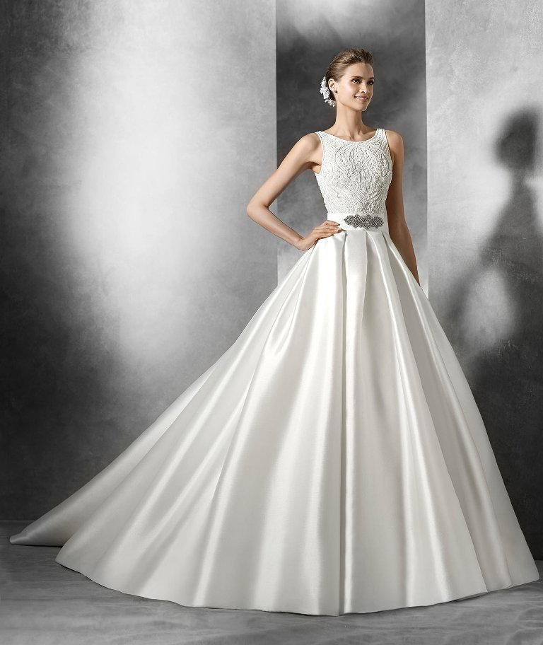 wedding-dresses-2016-39 54 Most Breathtaking Wedding Dresses in 2019