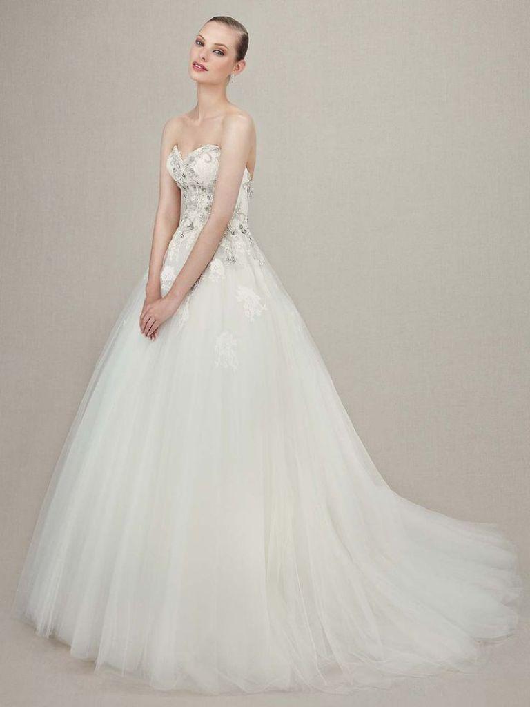 wedding-dresses-2016-4 54 Most Breathtaking Wedding Dresses in 2020