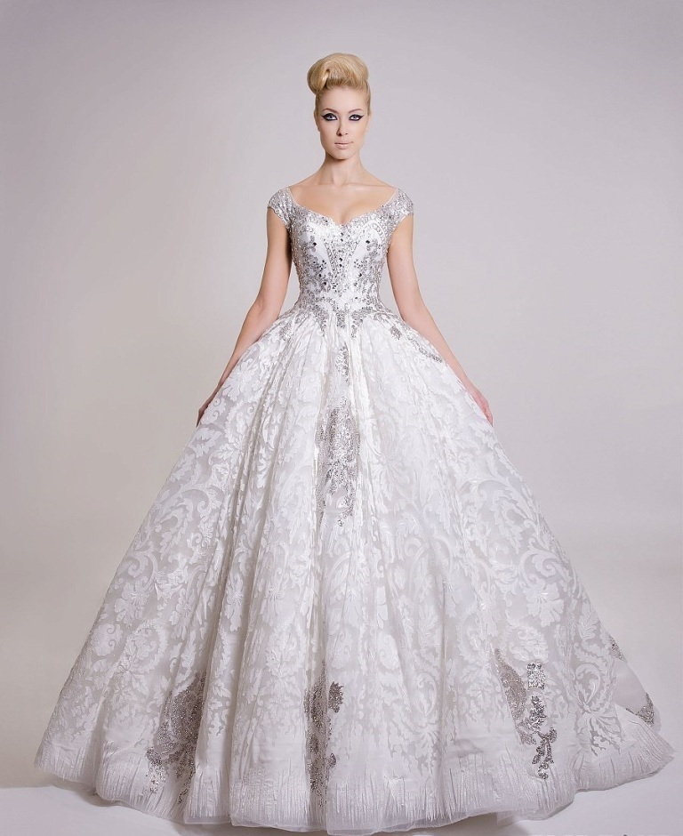 wedding-dresses-2016-42 54 Most Breathtaking Wedding Dresses in 2017