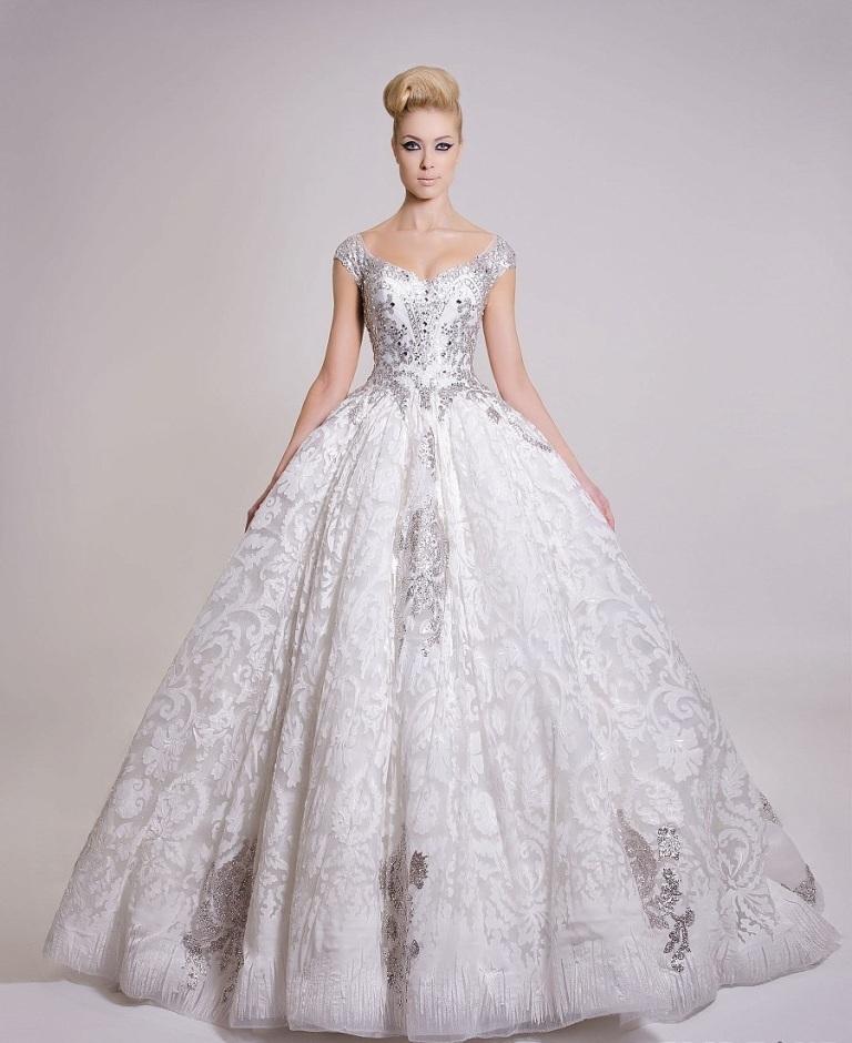 wedding-dresses-2016-42 54 Most Breathtaking Wedding Dresses in 2020