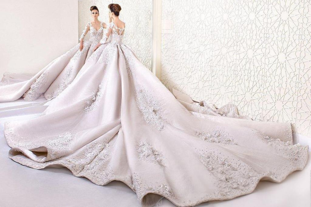 wedding-dresses-2016-47 54 Most Breathtaking Wedding Dresses in 2017