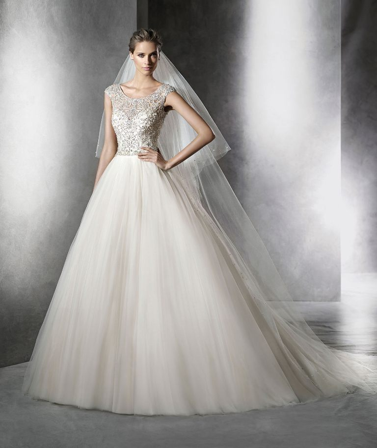 wedding-dresses-2016-5 54 Most Breathtaking Wedding Dresses in 2019