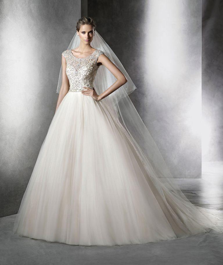 wedding-dresses-2016-5 54 Most Breathtaking Wedding Dresses in 2020