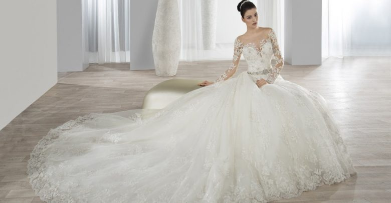 Photo of 54 Most Breathtaking Wedding Dresses in 2019