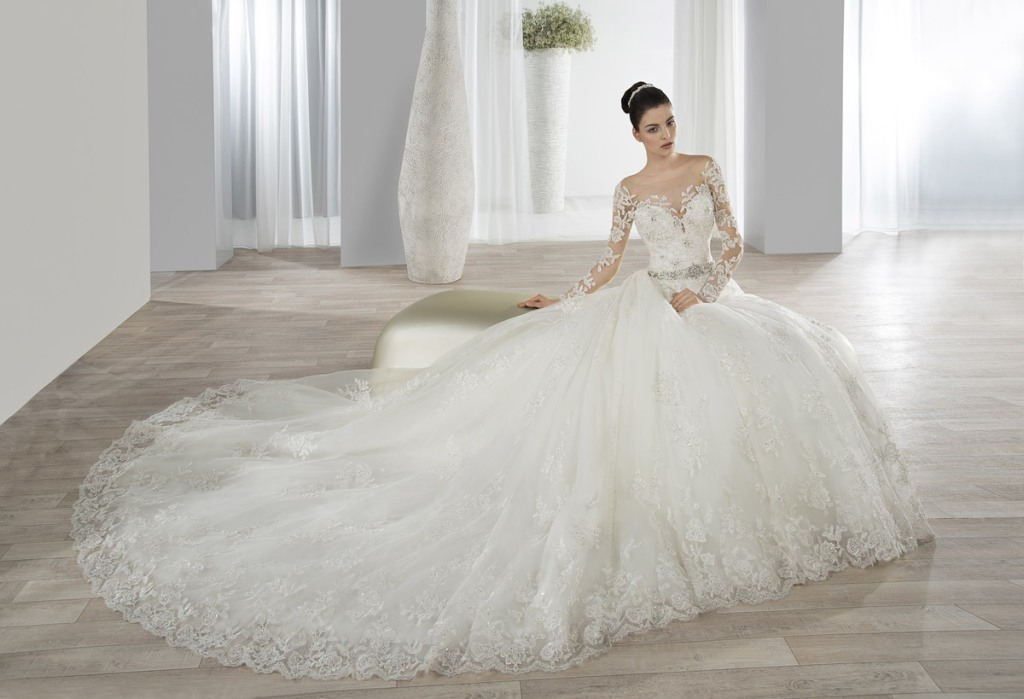 wedding-dresses-2016-50 54 Most Breathtaking Wedding Dresses in 2017