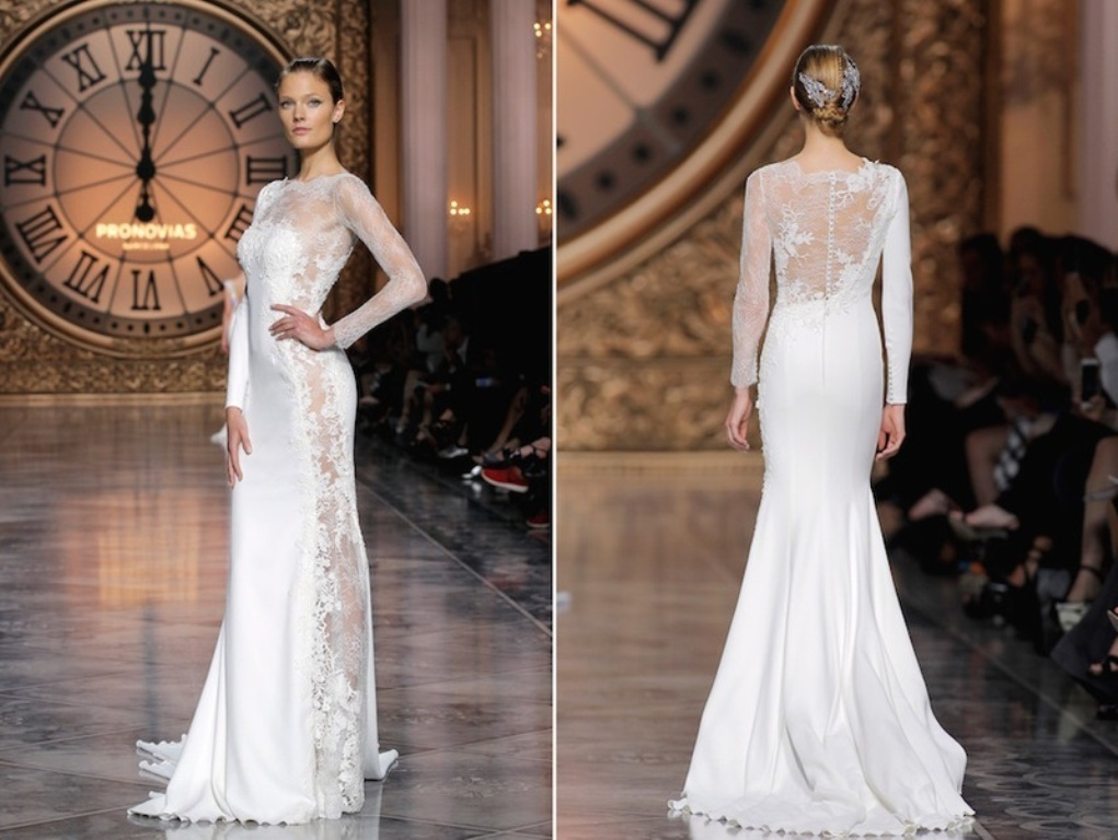 wedding-dresses-2016-51 54 Most Breathtaking Wedding Dresses in 2019