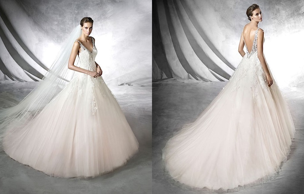 wedding-dresses-2016-52 54 Most Breathtaking Wedding Dresses in 2019