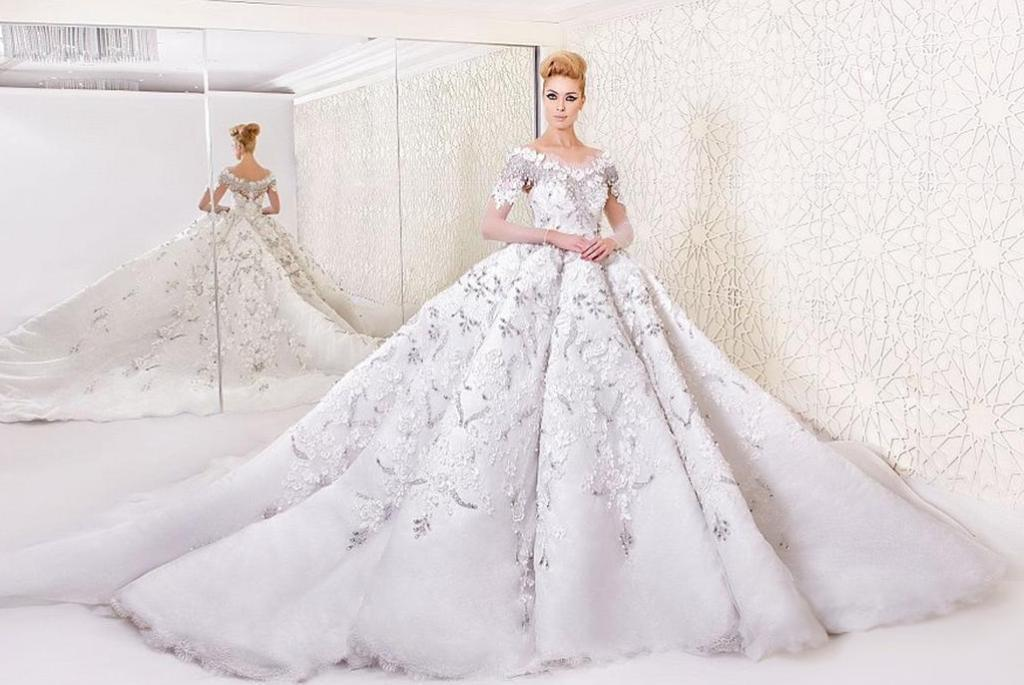 wedding-dresses-2016-53 54 Most Breathtaking Wedding Dresses in 2019