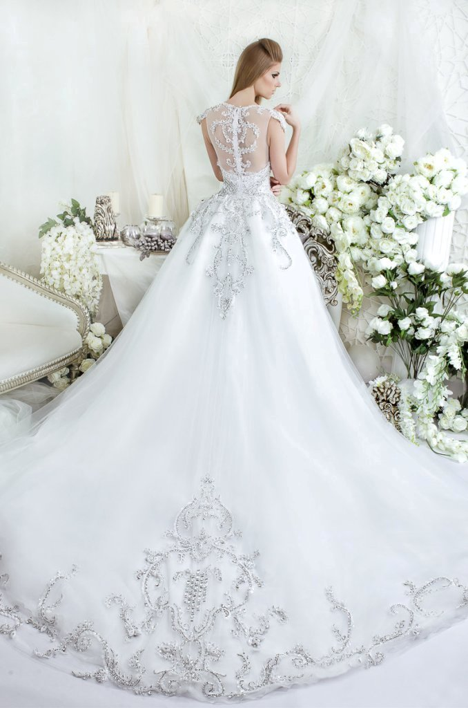 wedding-dresses-2016-7 54 Most Breathtaking Wedding Dresses in 2019