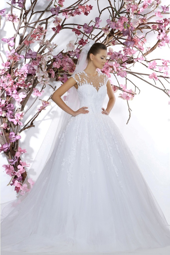wedding-dresses-2016-8 54 Most Breathtaking Wedding Dresses in 2019
