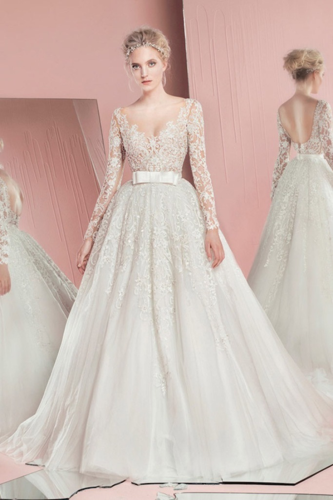 wedding-dresses-2016 54 Most Breathtaking Wedding Dresses in 2020