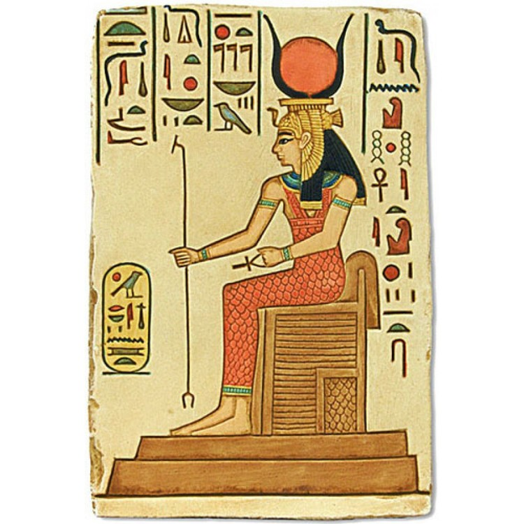 10-Ancient-Egyptian-Goddesses-by-Pineal-Vision-Jewelry 13 Fascinating Facts about Ancient Egypt
