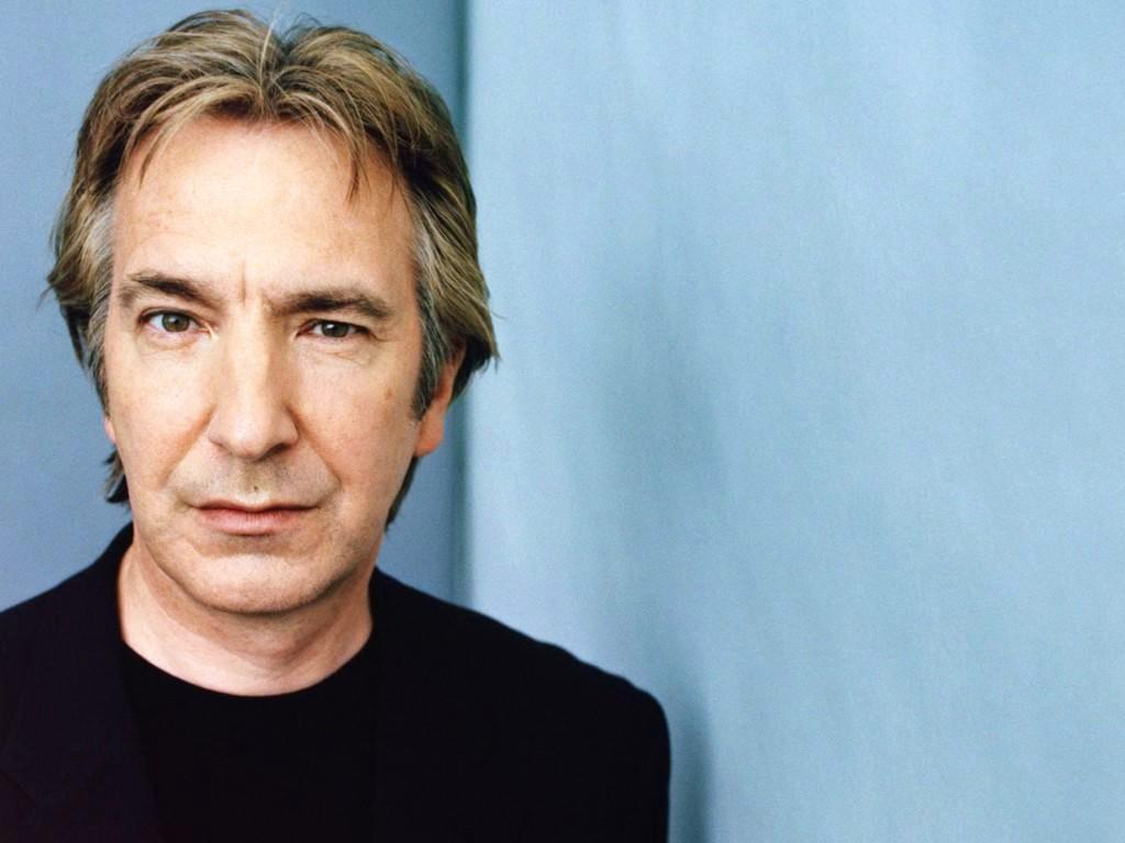 AlanRickmanPictures 12 of The Most Attractive Actors Over 60