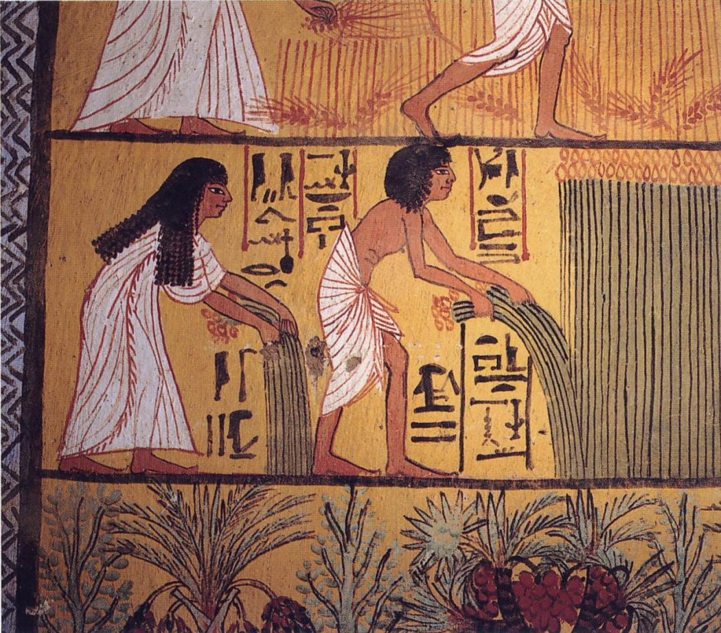Egyptian_harvest 13 Fascinating Facts about Ancient Egypt