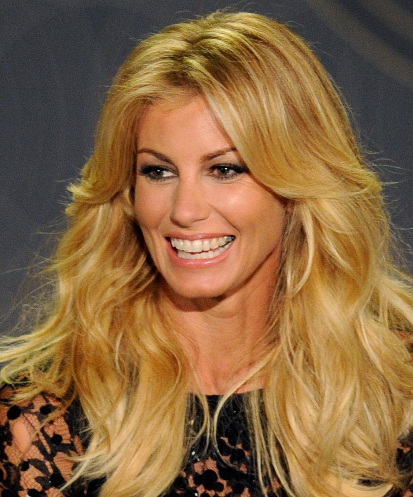 Faith-Hill_4910 12 Celebrities You Didn't Know Who Were Adopted