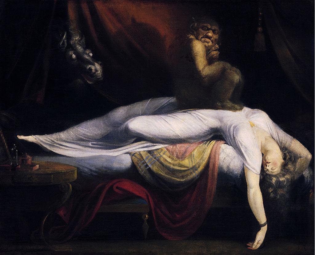John_Henry_Fuseli_-_Zmora The Top 5 Ancient Legends About Dreams