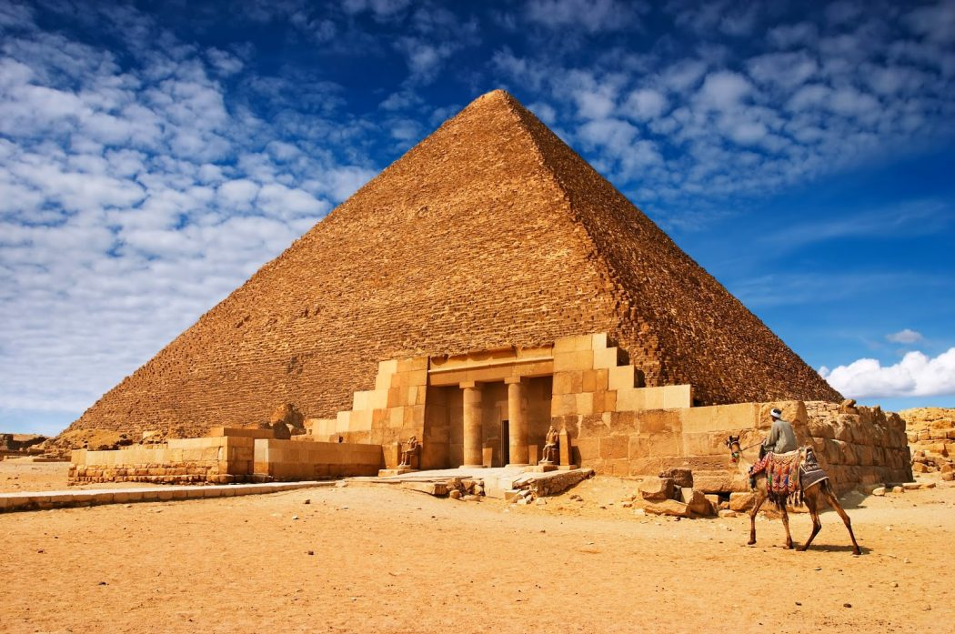 Pyramid-of-Giza 13 Fascinating Facts about Ancient Egypt