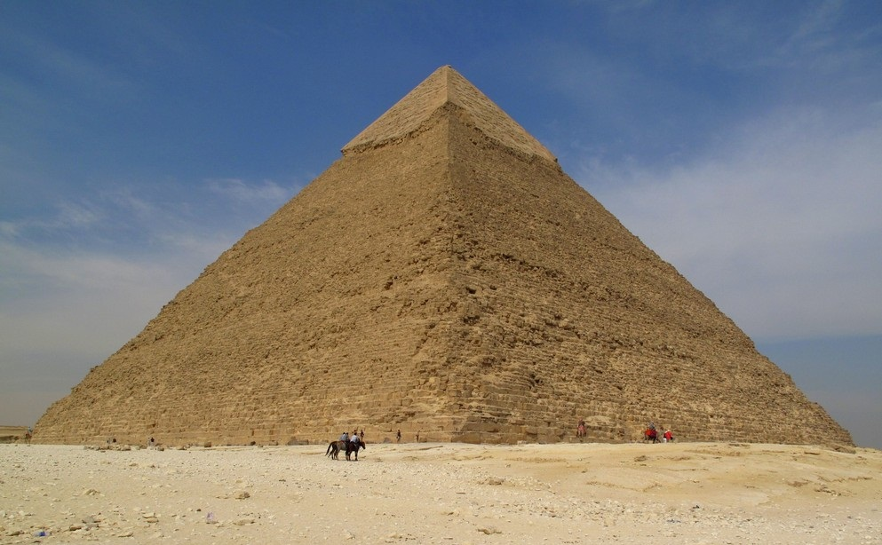 Pyramids-of-Giza-Egypt-20 13 Fascinating Facts about Ancient Egypt