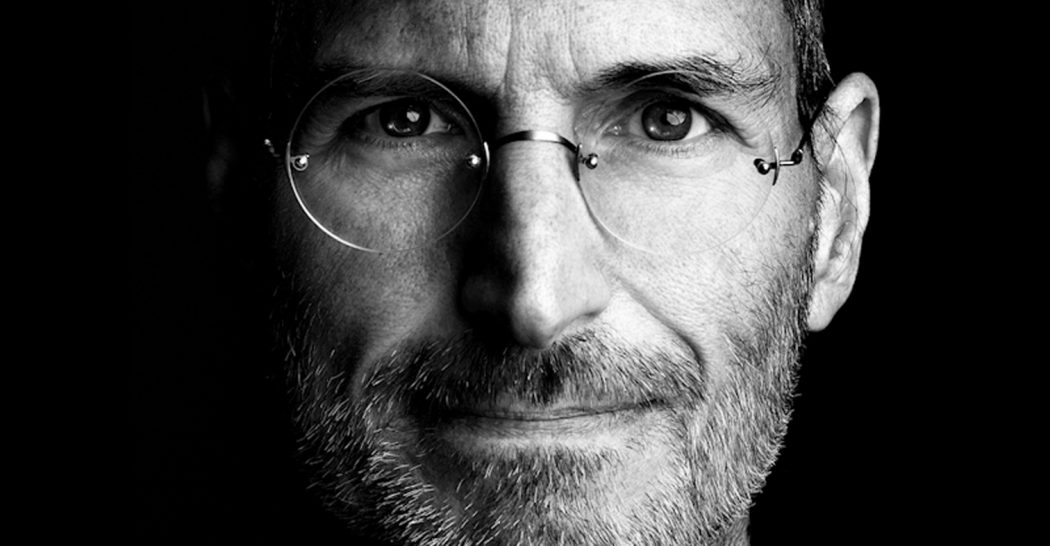 SteveJobsCloseUp 12 Celebrities You Didn't Know Who Were Adopted
