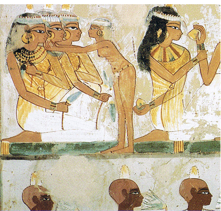 Tomb_of_Nakht 13 Fascinating Facts about Ancient Egypt