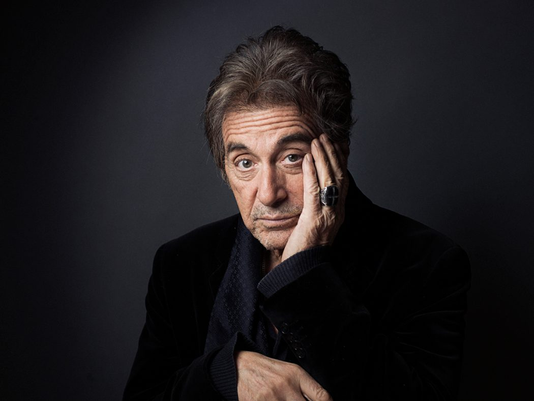 al_pacino 12 of The Most Attractive Actors Over 60