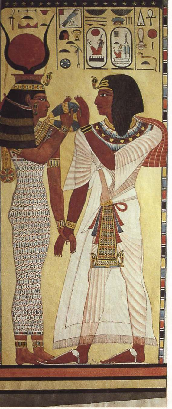 ancient_egypt__marriage__by_lichtie-d5r4fis 13 Fascinating Facts about Ancient Egypt