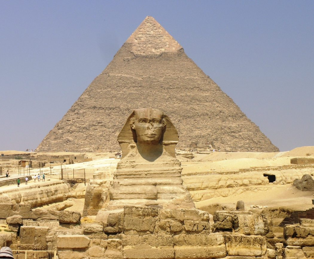 great-pyramid 13 Fascinating Facts about Ancient Egypt