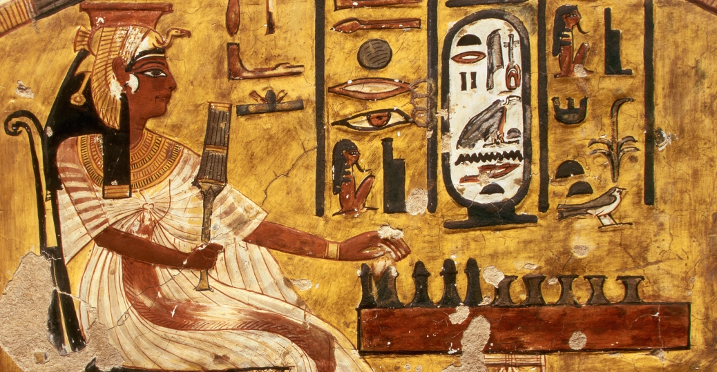 queen-nefertiti-P 13 Fascinating Facts about Ancient Egypt