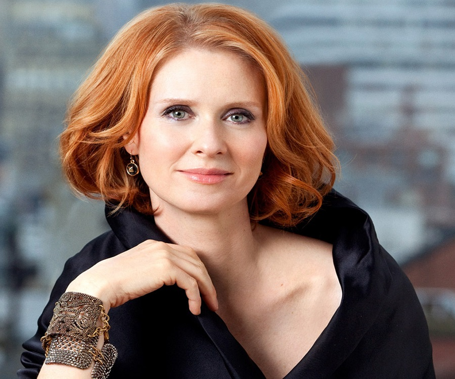 cynthia-nixon-2 15 Courage Celebrities Who Battled Cancer And Won