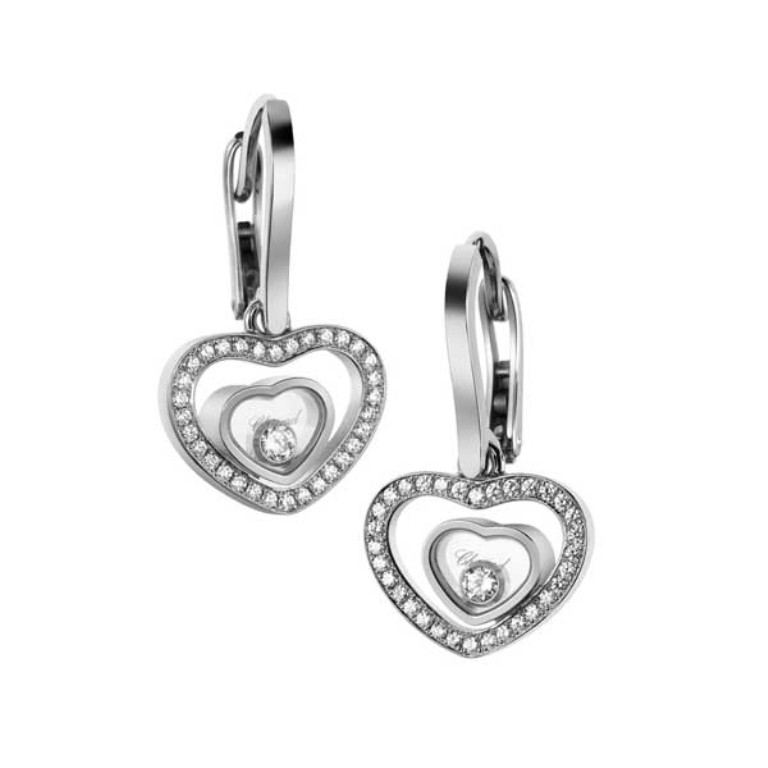 heart-shaped-earrings 22 Dazzling Valentine's Day Gifts for Women