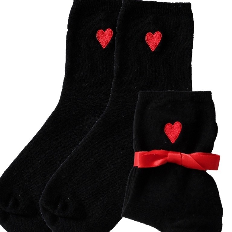 heart-socks 21 Amazing Valentine's Day Gifts for Men