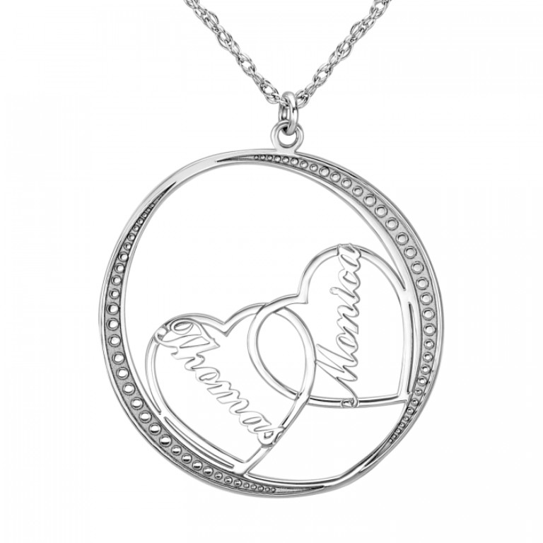 love-necklaces-1 22 Dazzling Valentine's Day Gifts for Women