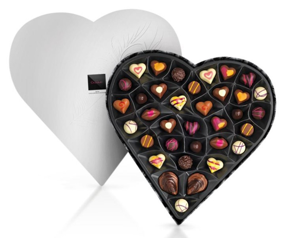 mouthwatering-chocolate-1 22 Dazzling Valentine's Day Gifts for Women
