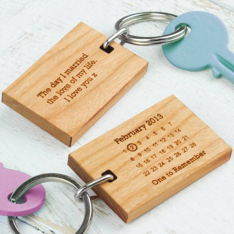 nice-key-ring-4 21 Amazing Valentine's Day Gifts for Men