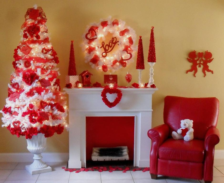 other-valentines-day-decorating-ideas-12 61 Awesome Valentine's Day Decoration Ideas