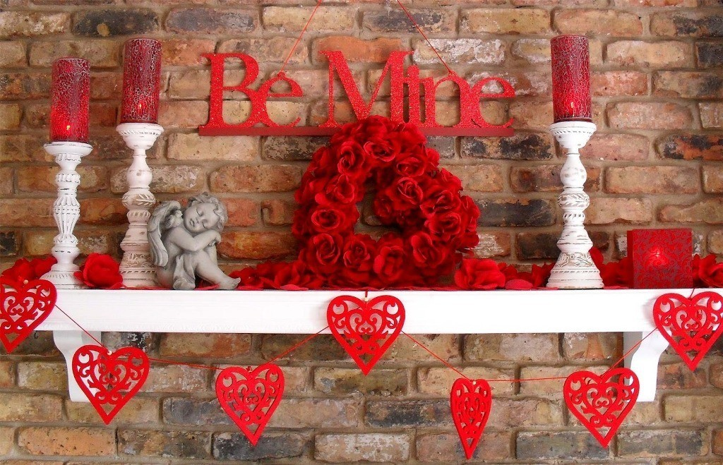 other-valentines-day-decorating-ideas-6 61 Awesome Valentine's Day Decoration Ideas
