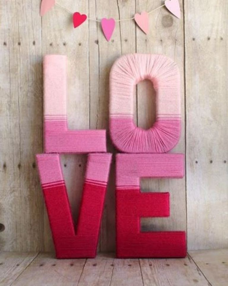 other-valentines-day-decorating-ideas-9 61 Awesome Valentine's Day Decoration Ideas
