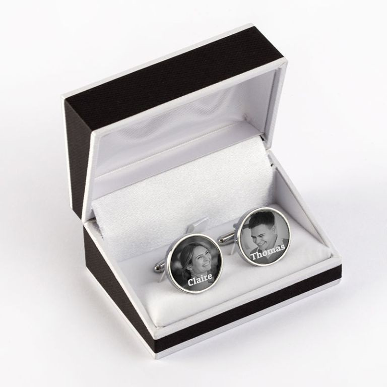 personalized-cufflinks-3 21 Amazing Valentine's Day Gifts for Men