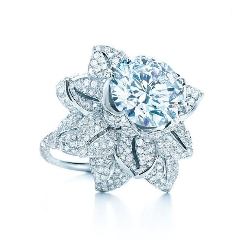 stunning-engagement-ring-4 22 Dazzling Valentine's Day Gifts for Women