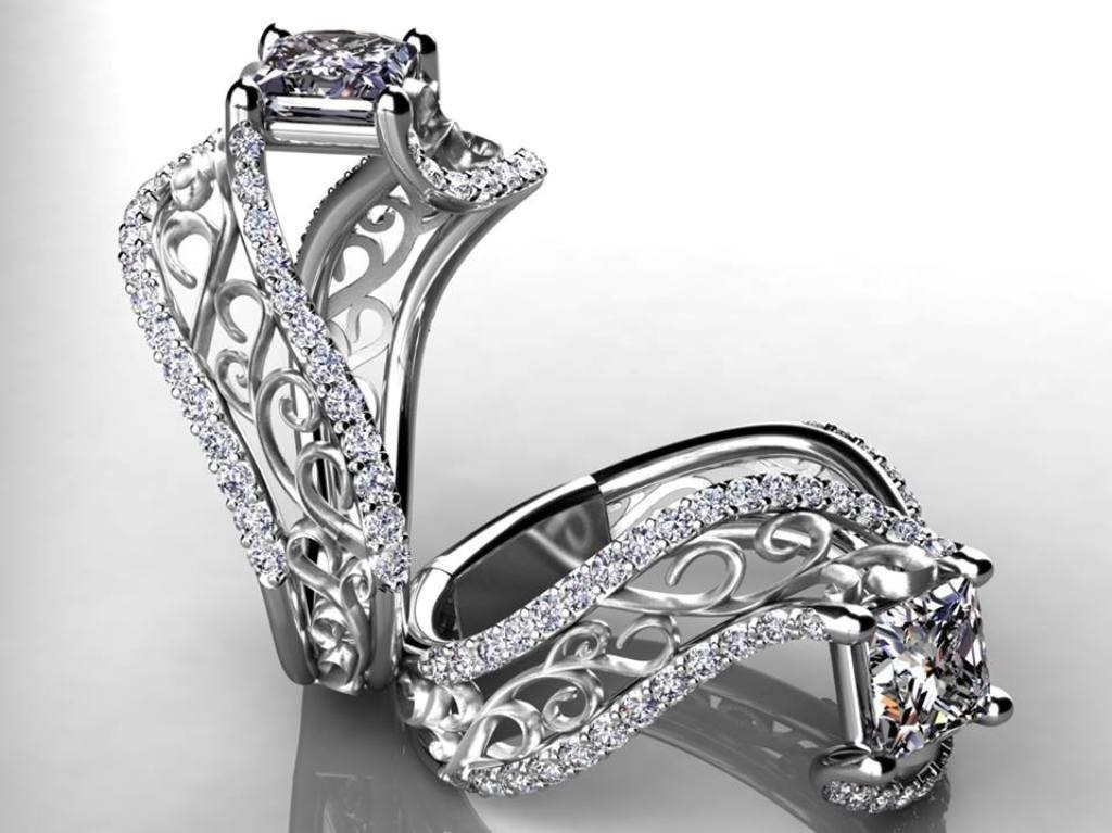 stunning-engagement-ring-9 22 Dazzling Valentine's Day Gifts for Women