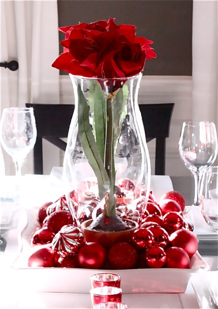 valentines-day-centerpieces-1 61 Awesome Valentine's Day Decoration Ideas
