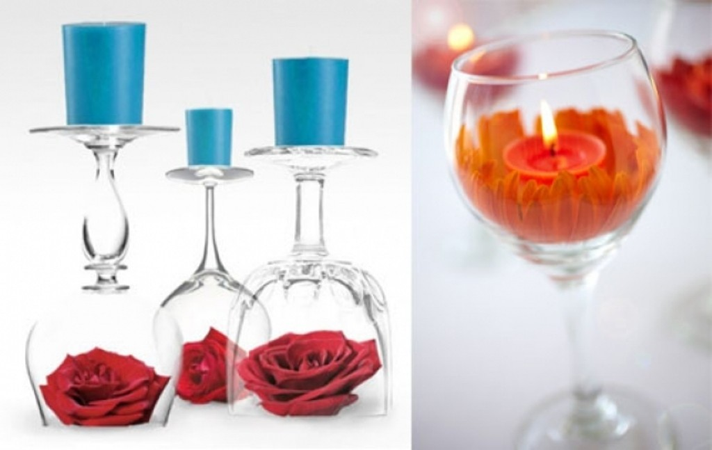 valentines-day-centerpieces-13 61 Awesome Valentine's Day Decoration Ideas