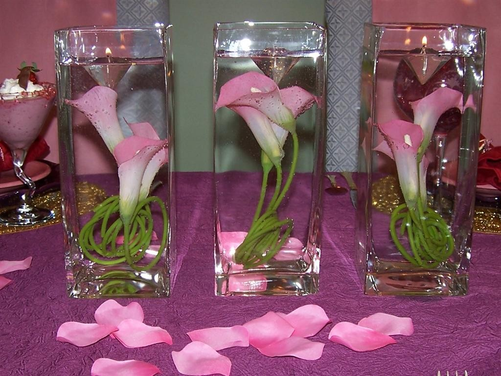 valentines-day-centerpieces-17 61 Awesome Valentine's Day Decoration Ideas