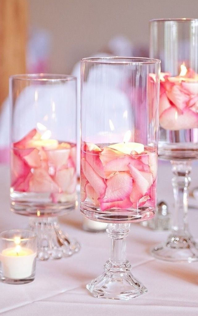 valentines-day-centerpieces-2 61 Awesome Valentine's Day Decoration Ideas