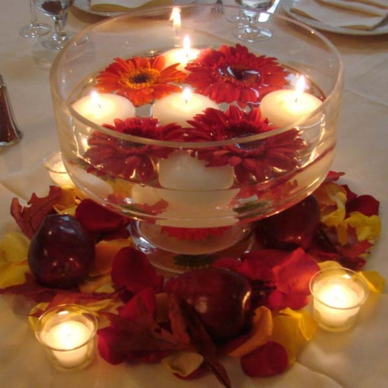 valentines-day-centerpieces-9 61 Awesome Valentine's Day Decoration Ideas
