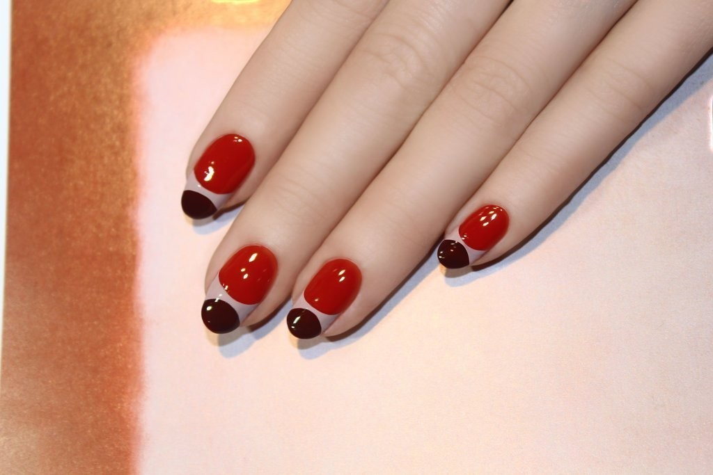 valentines-day-nails-27 89 Most Fabulous Valentine's Day Nail Art Designs