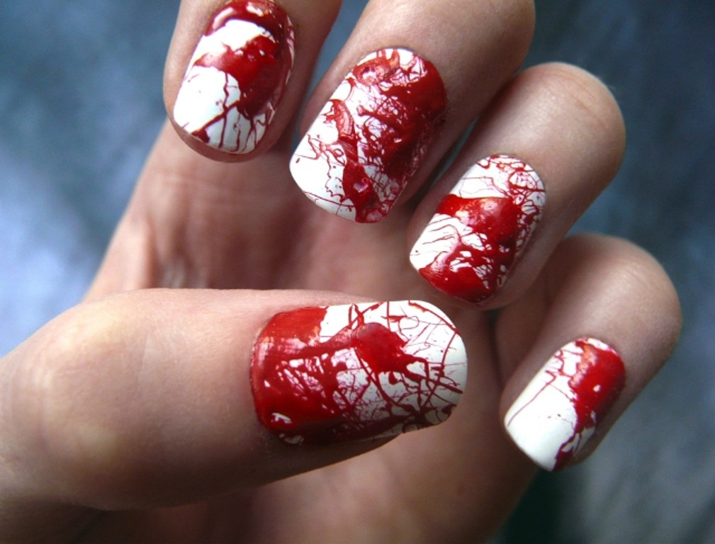 valentines-day-nails-75 89 Most Fabulous Valentine's Day Nail Art Designs