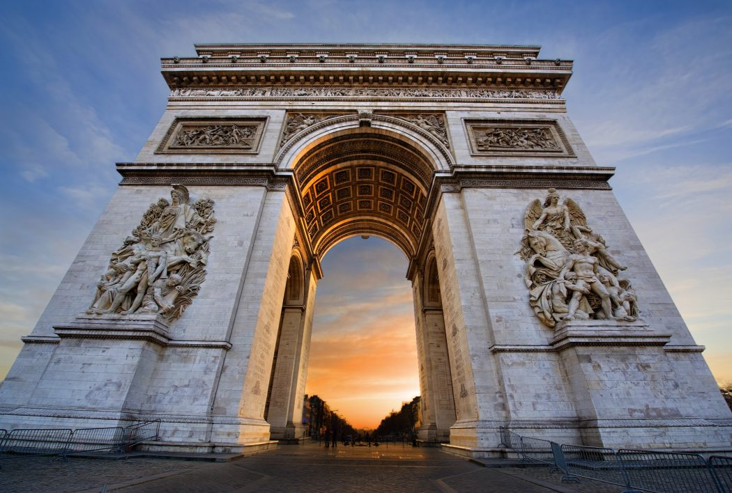 Arc-De-Triomphe-9 5 Places You Must Visit If You Will Travel To Paris
