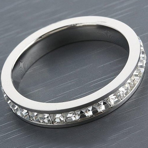 Buy-Elegant-Cartier-Wedding-Rings-Plated-White-Gold-Square-Diamond-For-couples_348 Top 22+ Unique And Elegant Designs Of Wedding Rings