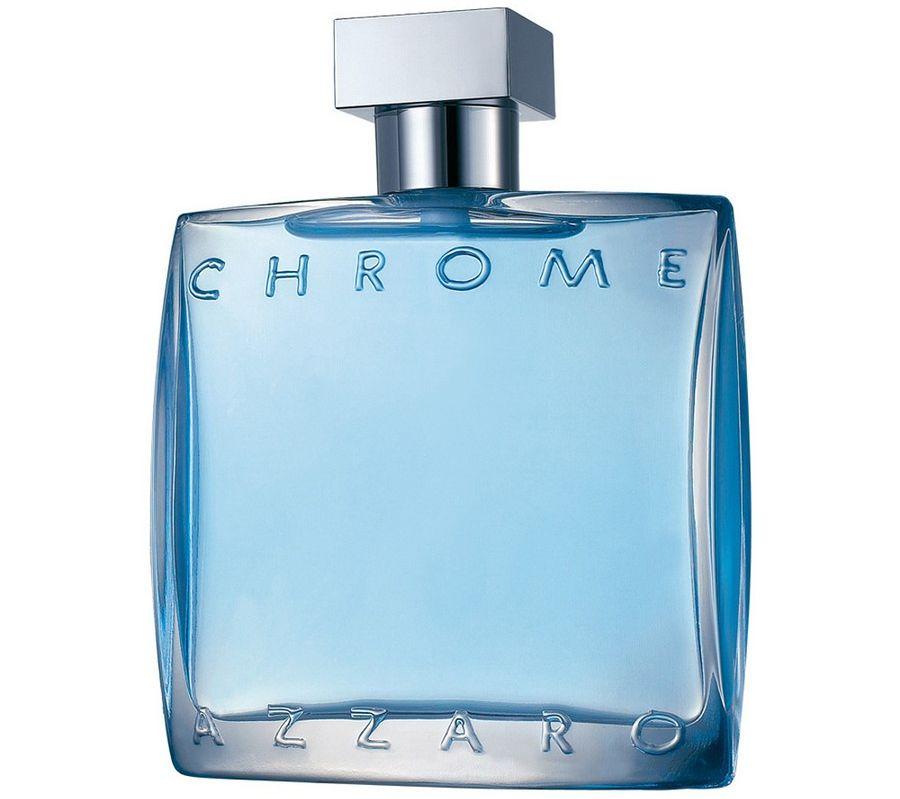 Chrome-Azzaro-for-men-bottle 5 Best-Selling Men Perfumes